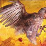 Aναλλοίωτο πτηνό 99 εκατ. ετών παγιδευμένο σε κεχριμπάρι!!!
